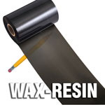 wax resin ribbon