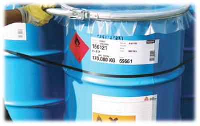 bs5609 compliant label