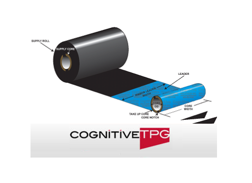 cognitive thermal ribbon image