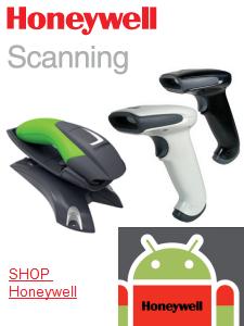 honeywell bar code scanners