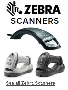 zebral bar code scanners
