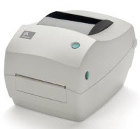 desktop and office barcode printers