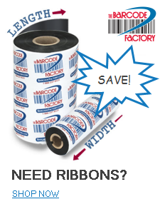 barcode ribbons