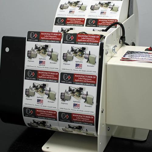 TAL-750HD Label Dispenser 72611-SS-02