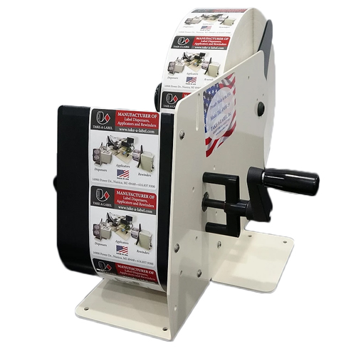 TAL-450M Manual Label Dispenser 450