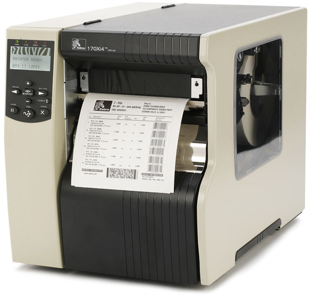 Zebra 170Xi4 Printer172-801-00000