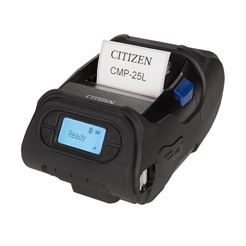 Citizen CMP-25L Mobile Label Printer CMP-25UZL