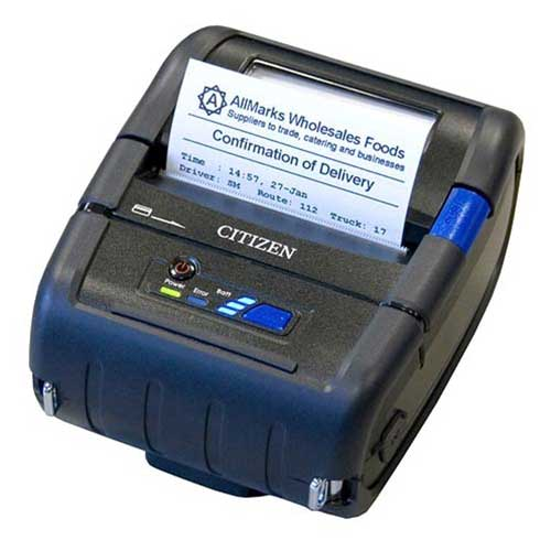 Citizen CMP-30II Mobile Receipt Printer CMP-30IIUZ