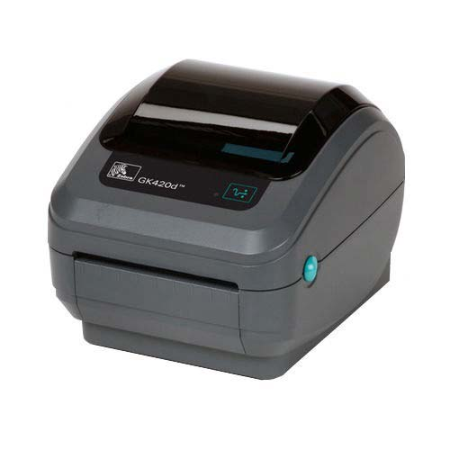 Zebra GK420D (USB, Serial, Parallel) DispenserGK42-202511-000