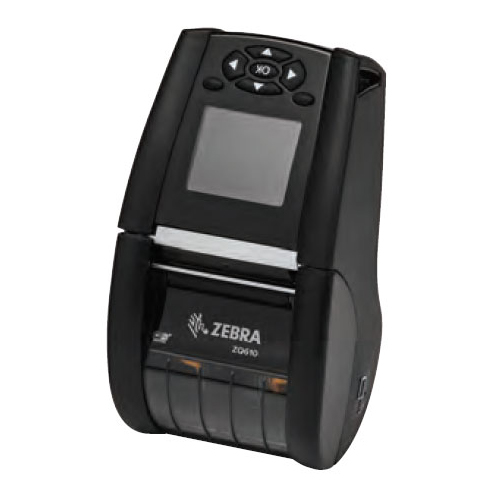 Zebra ZQ610 Portable Printer ZQ61-AUWA0B0-00