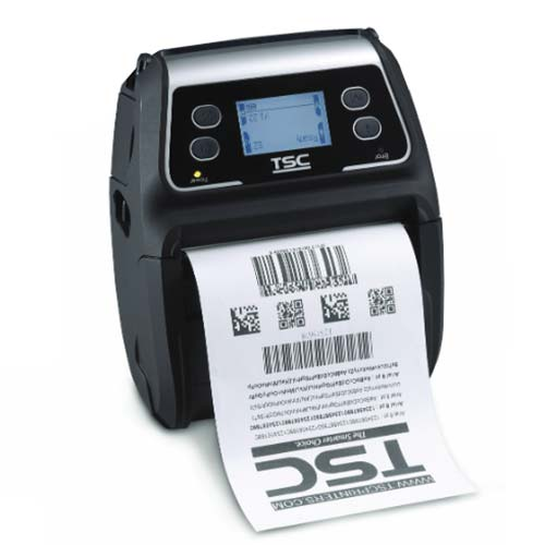 TSC Alpha-4L Mobile Label Printer 99-052A001-0401