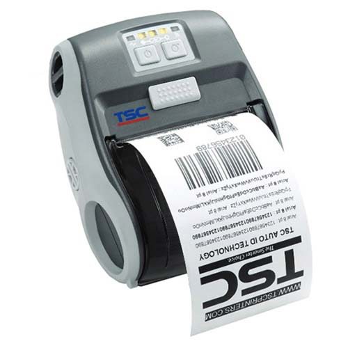 TSC Alpha-3RW Mobile Label Printer 99-048A074-0401