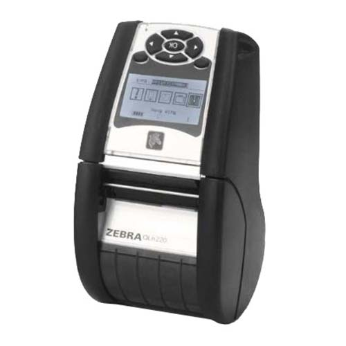 Zebra QLn220 Portable Printer QN2-AUNB0M00-00