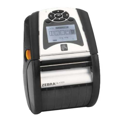 Zebra QLn320 Portable Printer QN3-AU1A0M00-00