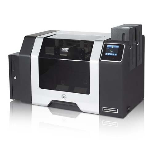 Fargo HID HPD8500 ID Card Printer 088913