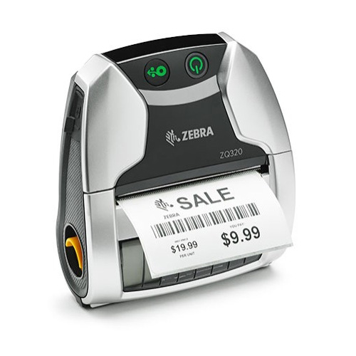 Zebra ZQ320 Mobile Receipt Printer ZQ32-A0E02T0-00
