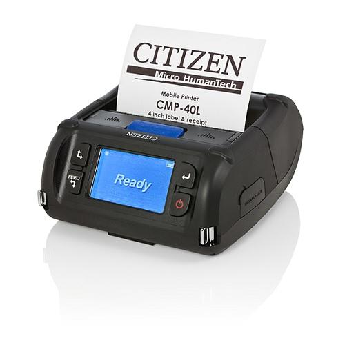 Citizen CMP-40L Mobile Printer CMP-40BTIUZL