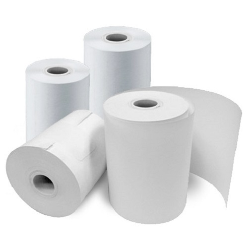 Zebra 3inx80ft Direct Thermal Receipt Paper 10011042-EA