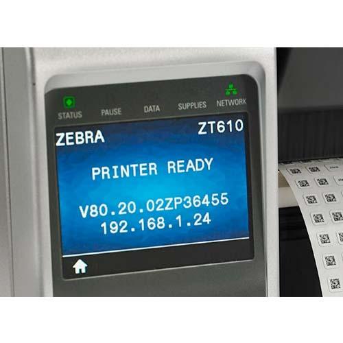 Zebra ZT610 Printer ZT61042-T010100Z