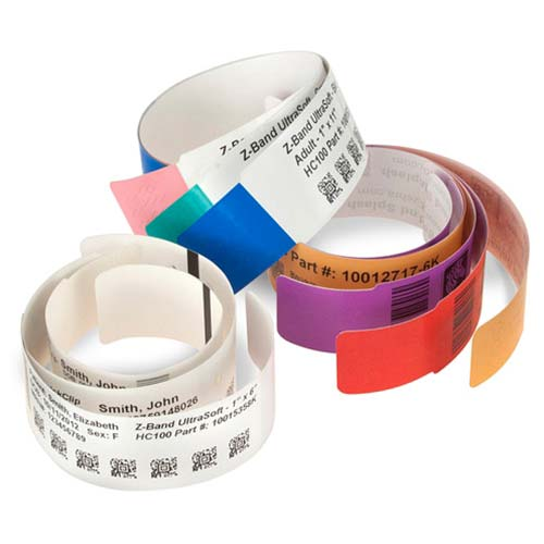 Zebra Z-Band Fun Wristbands 10012714-2-EA