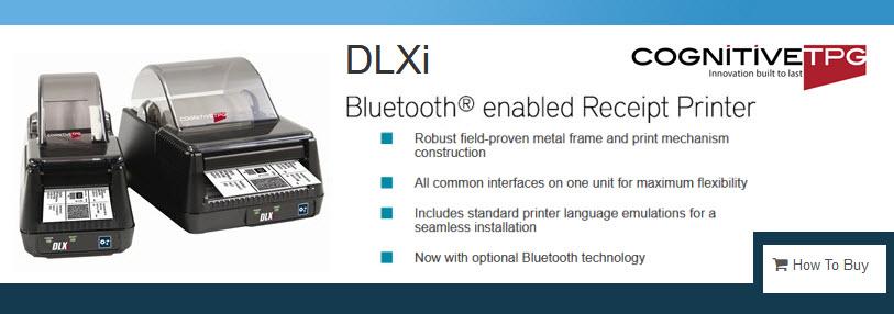 cognitive dlxi printer