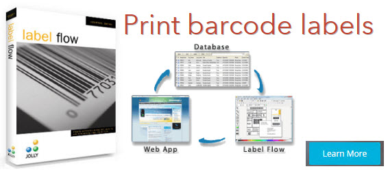 jolly technologies label flow software