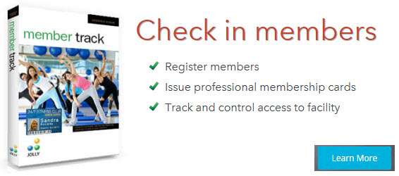 jolly technologies member track software