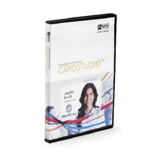 Zebra Card Studio SoftwareP1038071-E