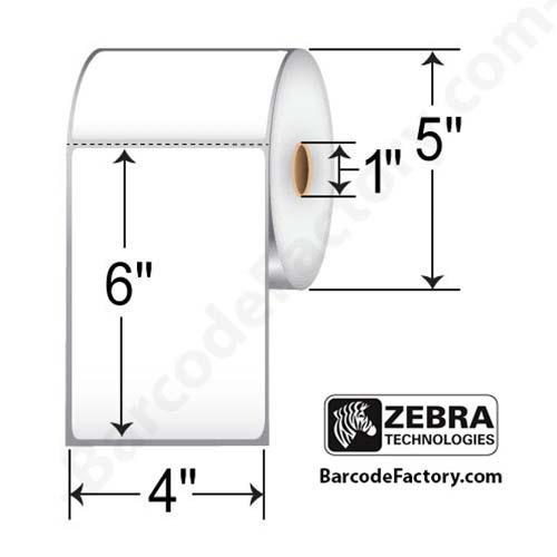 Zebra 4x6 Z-Select 4000D 10015347
