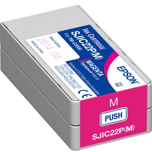Epson Magenta Ink Cartridge C13S020565