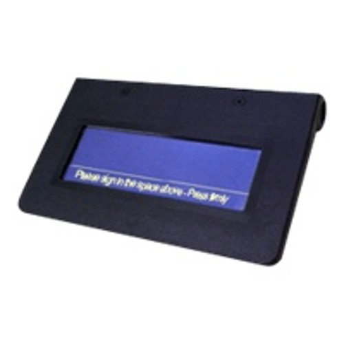 Topaz T L460 Siglite Lcd 1x5 Electronic Signature Pad: Topaz Signature Capture