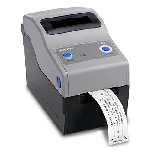 Sato CG4 Direct Thermal Printer WWCG12241
