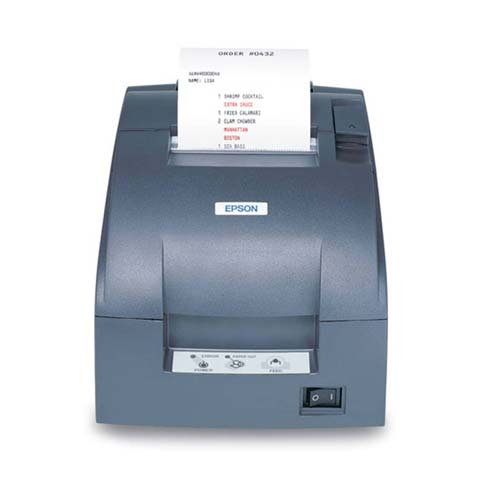 Epson TM-U220PD Impact Receipt Printer C31C518653
