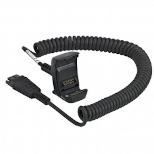 Zebra Headset Adapter Cable CBL-TC8X-AUDQD-01