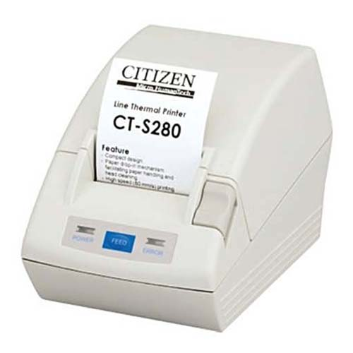 Citizen CT-S280 CT-S280RSU-WH