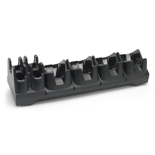 Zebra 4-Slot ShareCradle with 4-Slot Battery Charger CRD-TC8X-5SC4BC-01