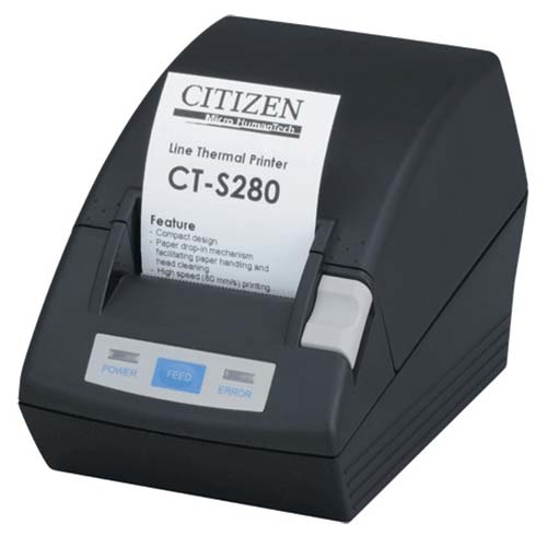 Citizen CT-S280 CT-S280RSU-BK