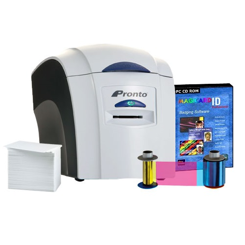 Magicard Pronto ID Card System
