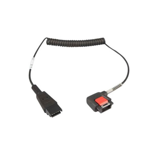 Zebra Audio Adapter Cable (Long) CBL-NGWT-AUQDLG-01