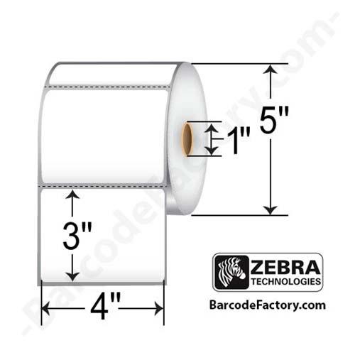 Zebra 4x3 Z-Perform 2000D 10010032