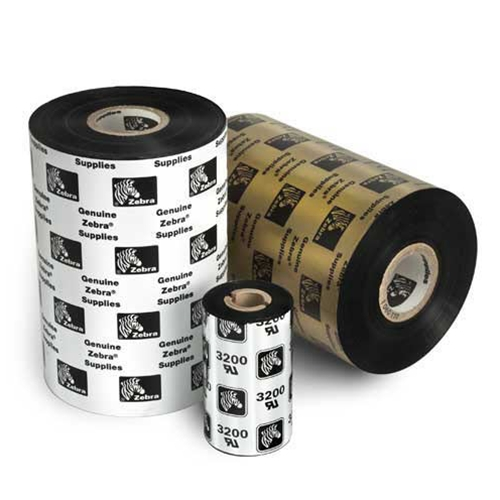 Zebra 1.3x244ft Resin Thermal Ribbon