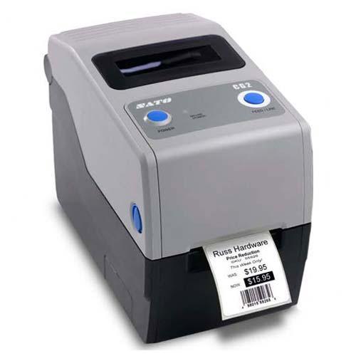 Sato CG208 RFID WWCG20T41