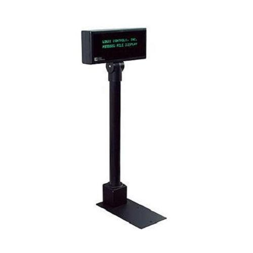 Logic Controls PD3000 Pole Display PD3500BLACK