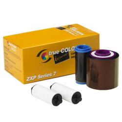 Zebra YMCKO Color Ribbon for ZXP7 800077-740