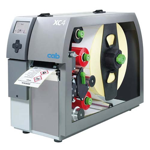 CAB XC4 Two-Color Printer