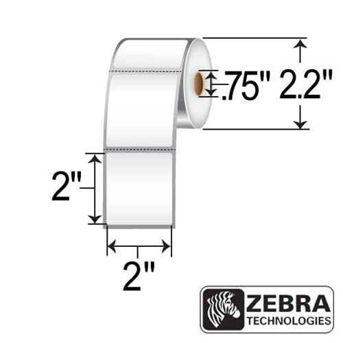 Zebra 2x2 (0.75ID, 2.2in OD)