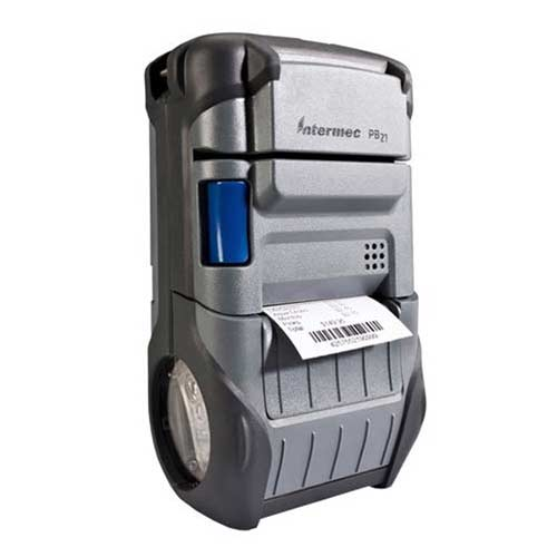 Intermec PB21 Direct Thermal Portable PrinterPB21A30004000