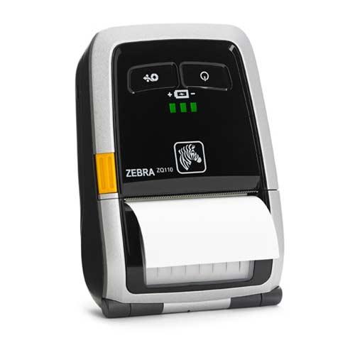 Zebra ZQ110 Mobile Printer (ZQ1-0UB00010-00)PLA-ZQ1-0UB00010-00