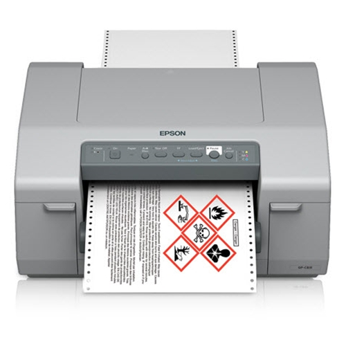 Epson ColorWorks TM-C831 C11CC68122