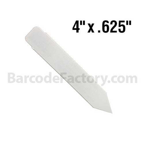 Plastic Pot Stakes BAR-SX4X06-WH